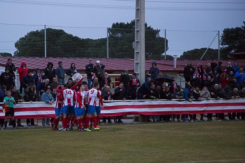Todo o nada para el Atlético Tordesillas