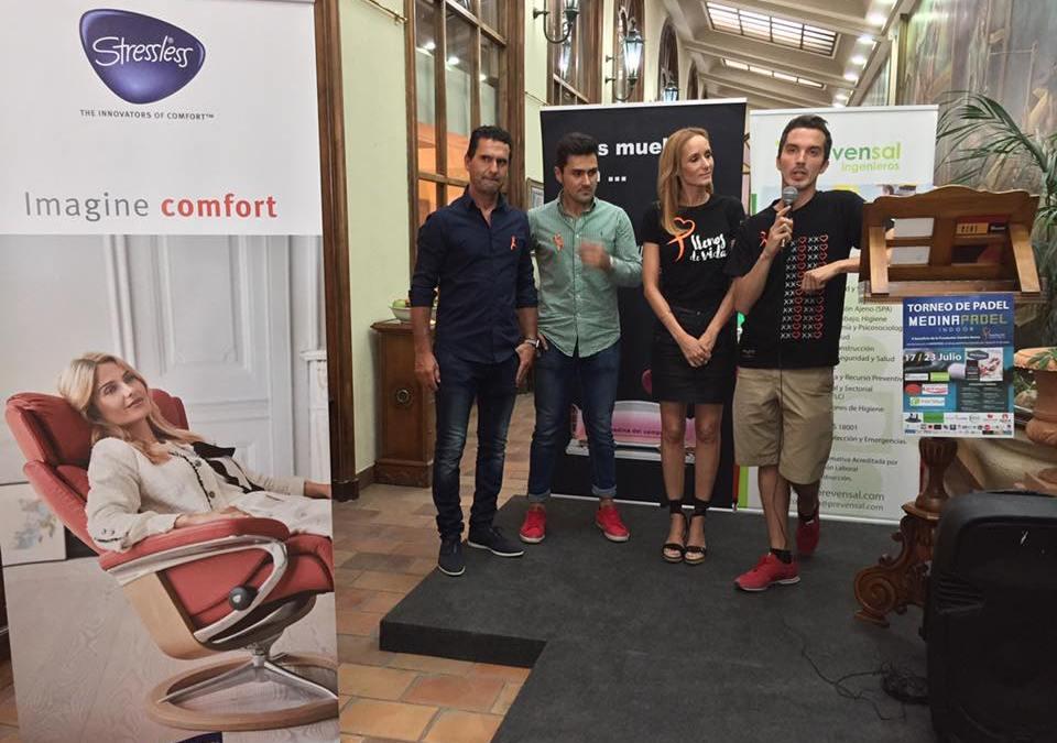 Presentado el I Torneo de Pádel del Club Medina Pádel Indoor