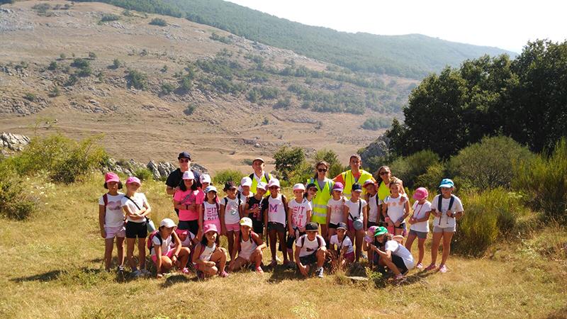 Más de sesenta niños y jóvenes disfrutan del Campamento Parroquia Tordesillas