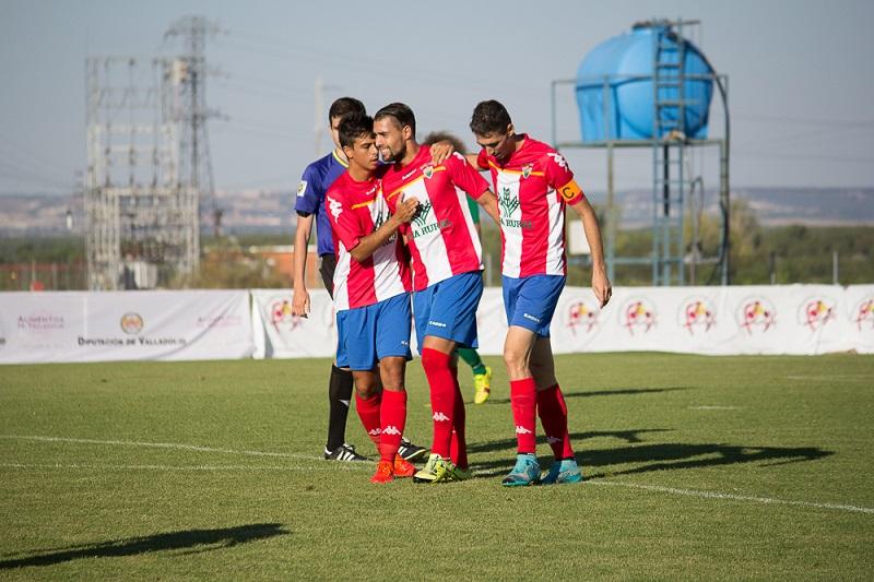 El Atlético Tordesillas se mete en la final del Diputación a costa del Betis