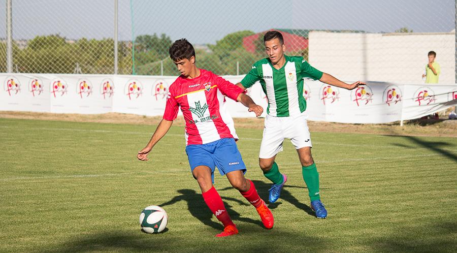 El Atlético Tordesillas sube el telón de la temporada frente al Cristo Atlético