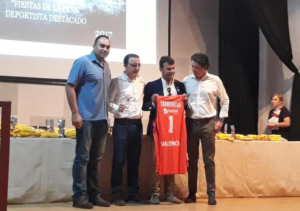 Tordesillas entrega sus premios deportivos