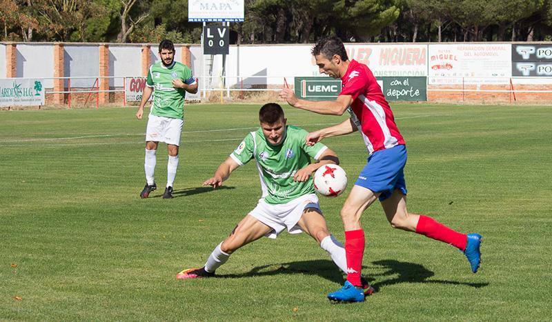 El Atlético Tordesillas, preparado para el asalto a El Mancho