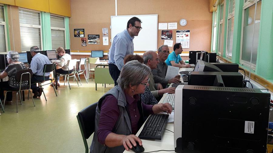 El CEPA 'Villa del Duero' mantiene abierto su plazo de matriculación