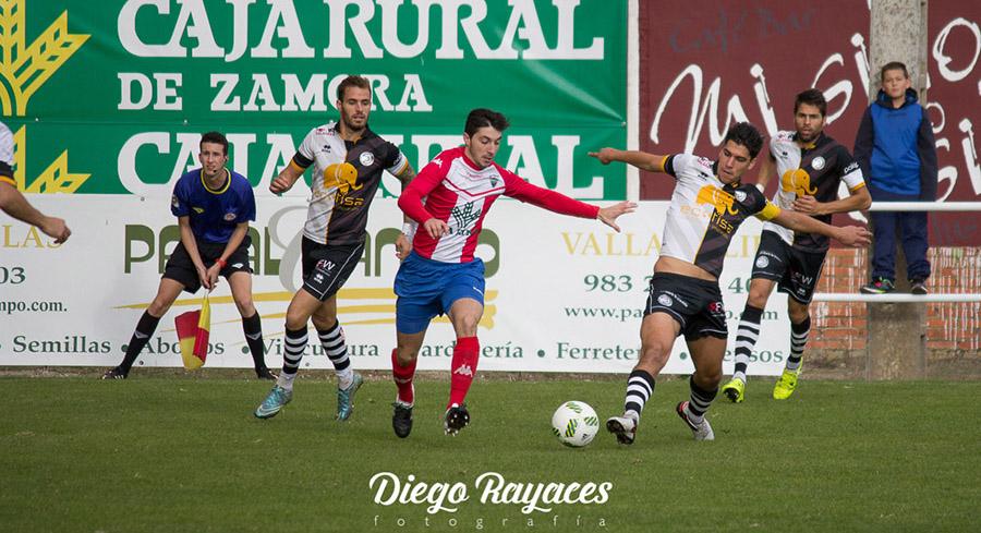 El Atlético Tordesillas no va de farol