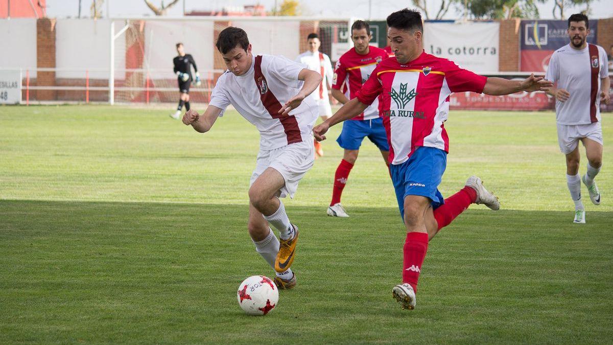 El Atlético Tordesillas buscará ante el Becerril seguir con la buena racha
