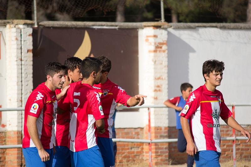 El Atlético Tordesillas vuela alto