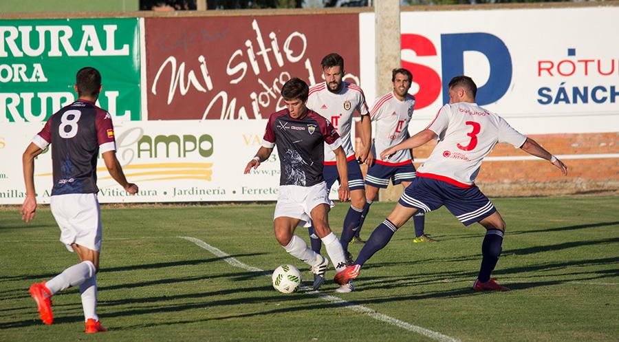 El Atlético Tordesillas intentará asaltar el Adolfo Suárez