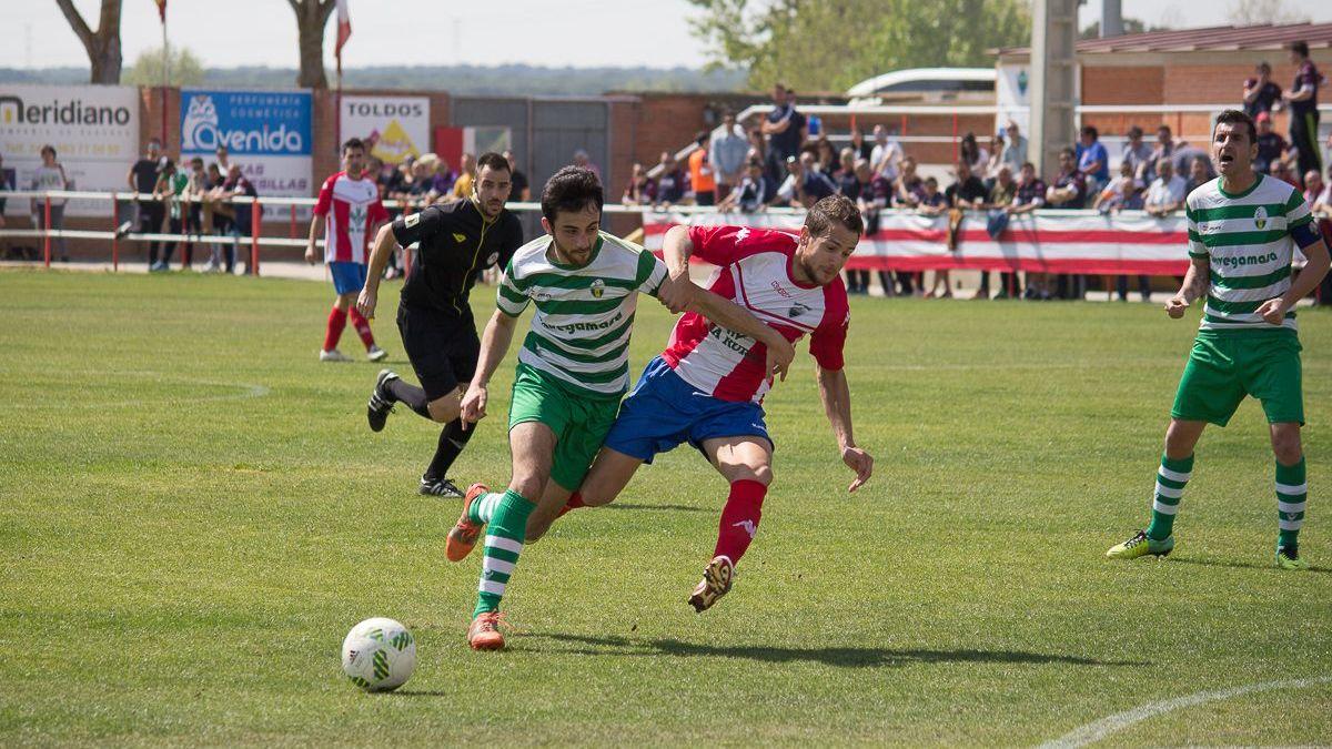 El Atlético Tordesillas quiere seguir fuerte en casa