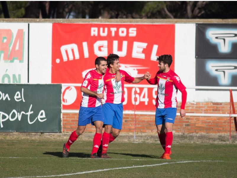El Atlético Tordesillas sigue imparable