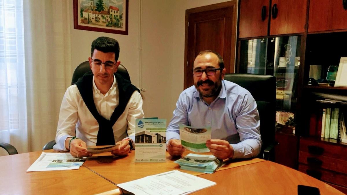 La Mancomunidad Vega del Duero junto a SOMACYL ponen en marcha una campaña de concienciación del consumo responsable de agua.