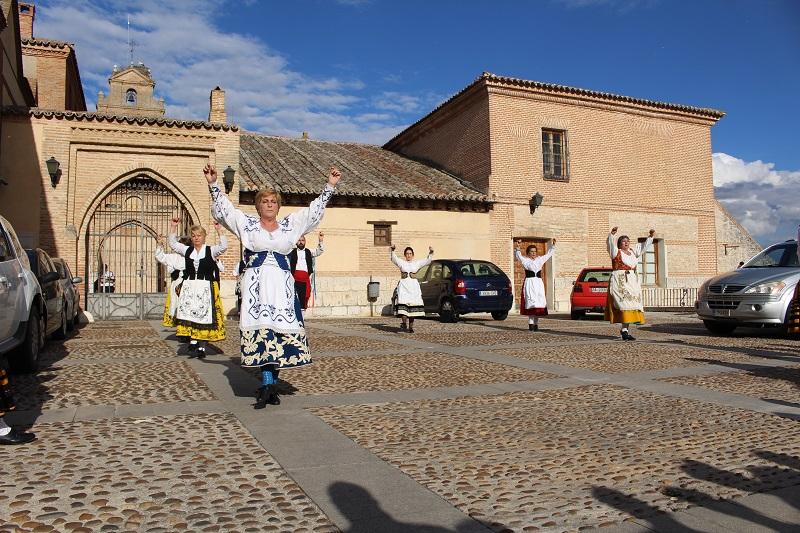 El VI Encuentro de Danzas reúne este fin de semana a grupos de Valladolid y Toledo