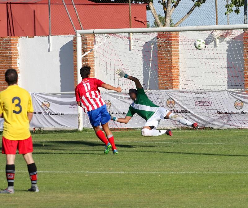 El Atlético Tordesillas a la final del Trofeo Diputación por tercer año consecutivo