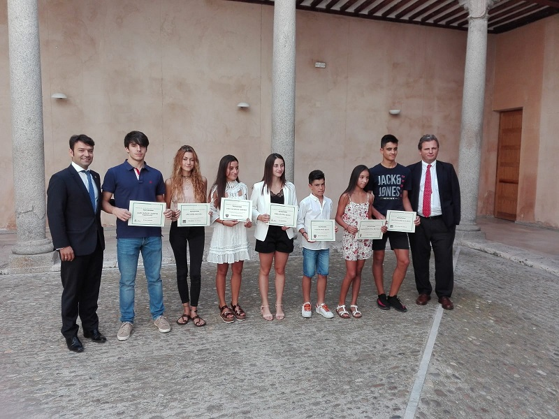 Tordesillas reconoce la excelencia entre su alumnado