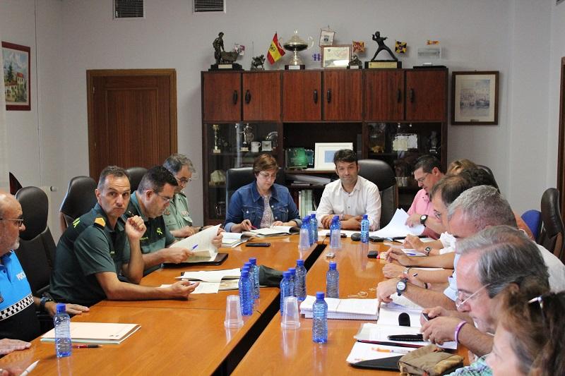 """La Junta de Seguridad pone el foco en la celebración del """"Toro de la Vega"""""""