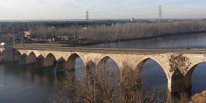 El puente histórico sobre el Duero,  a estudio para ser rehabilitado