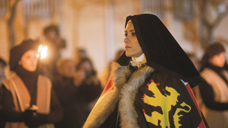 Los vecinos de Tordesillas se preparan para recibir a la Reina Juana I de Castilla y su cortejo
