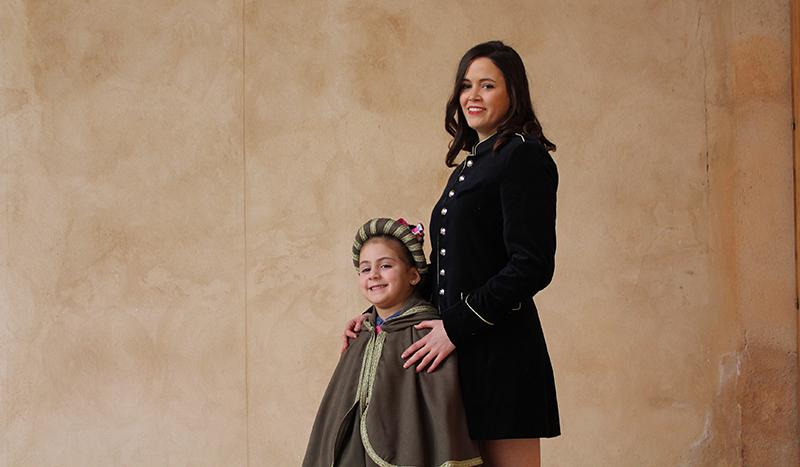 María Gallego Álvarez, reencarnará el papel de Juana I el próximo 2 de Marzo