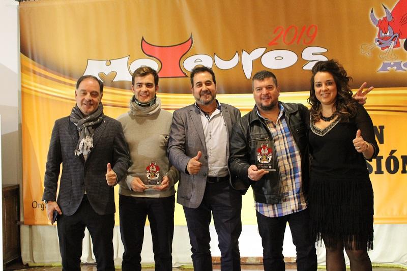"""Motauros hace entrega de sus """"Premios difusión"""" con la vista puesta en su XX Aniversario"""