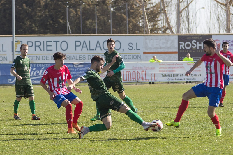 Vermú sin goles entre Tordesillas y Astorga