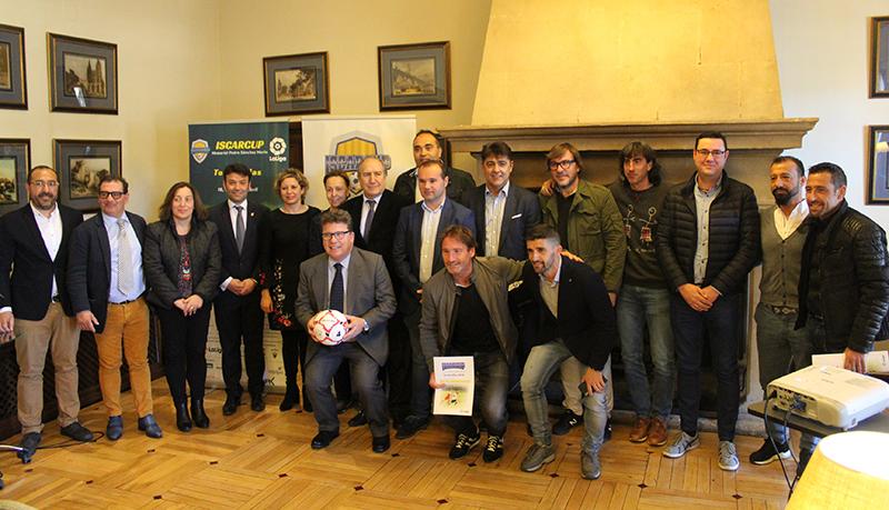 Tordesillas se prepara para recibir la Iscarcup más internacional de su historia