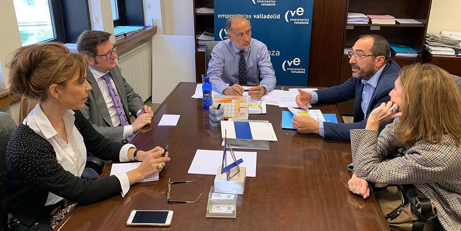 El PP destaca las ventajas del suelo industrial de Tordesillas ante la CVE