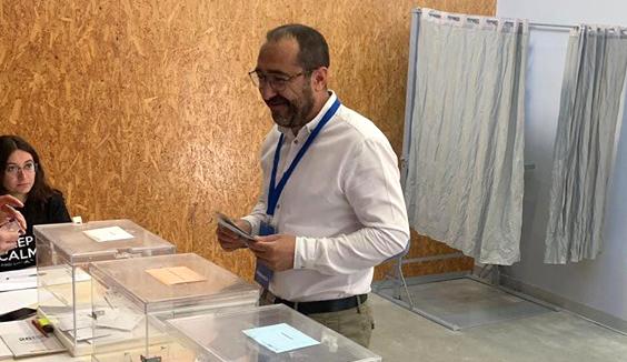 El Partido Popular gana las elecciones municipales en Tordesillas