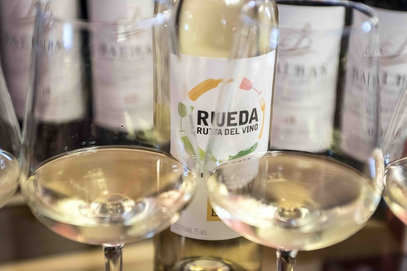 La ruta del Vino de Rueda crece un 17,41% en visitantes