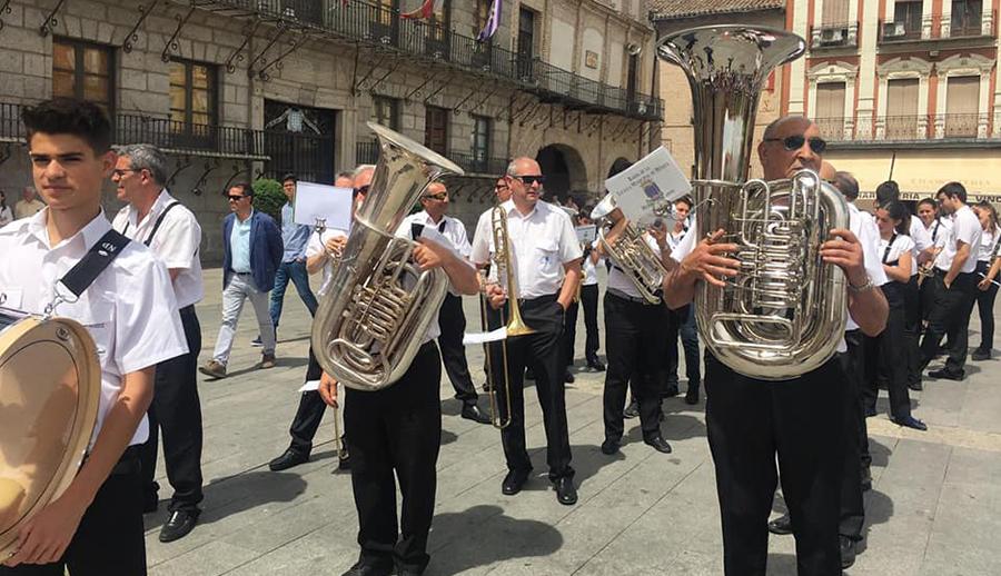 El XII Festival de Bandas de Música contará con agrupaciones de Medina y Portugal
