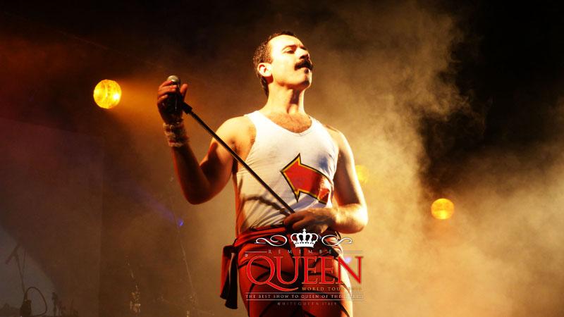 """""""Remember Queen"""" aterriza en Tordesillas el 24 de agosto"""