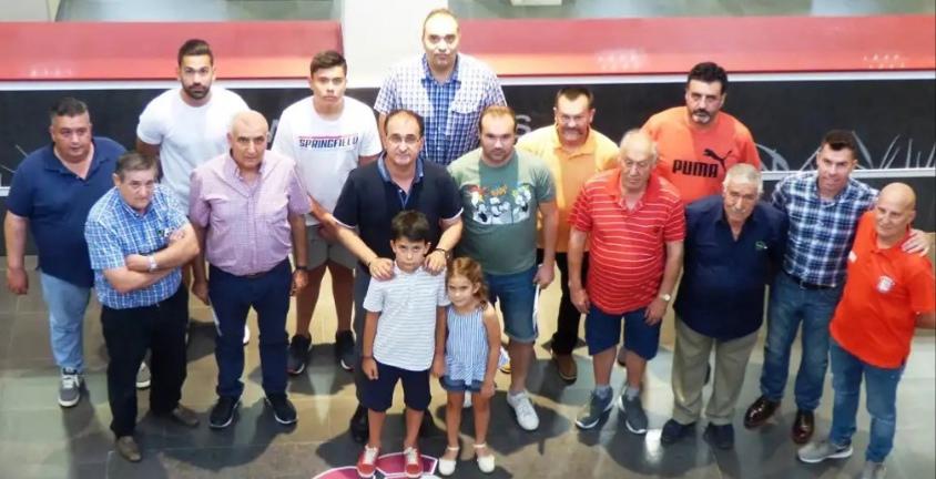 El Atlético Tordesillas se medirá al C.D Laguna en el XXVI Trofeo Diputación