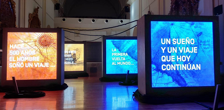Últimas semanas para visitar la exposición 'El Sueño. De la idea al proyecto'.