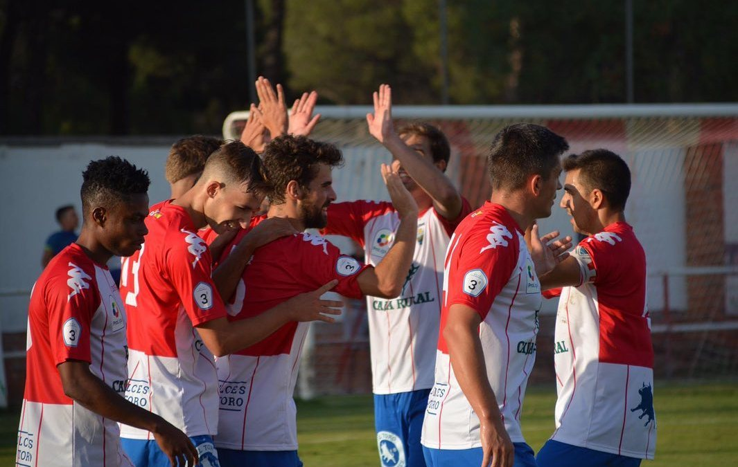Primera victoria del Atlético Tordesillas