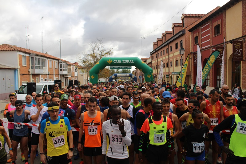 Por segundo año consecutivo, Tordesillas suspende su Media Maratón y 10K Villa del Tratado