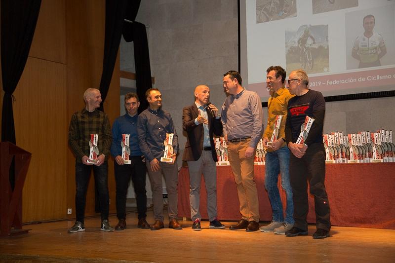 La Federación de Castilla y León de Ciclismo elige Tordesillas para su gala anual