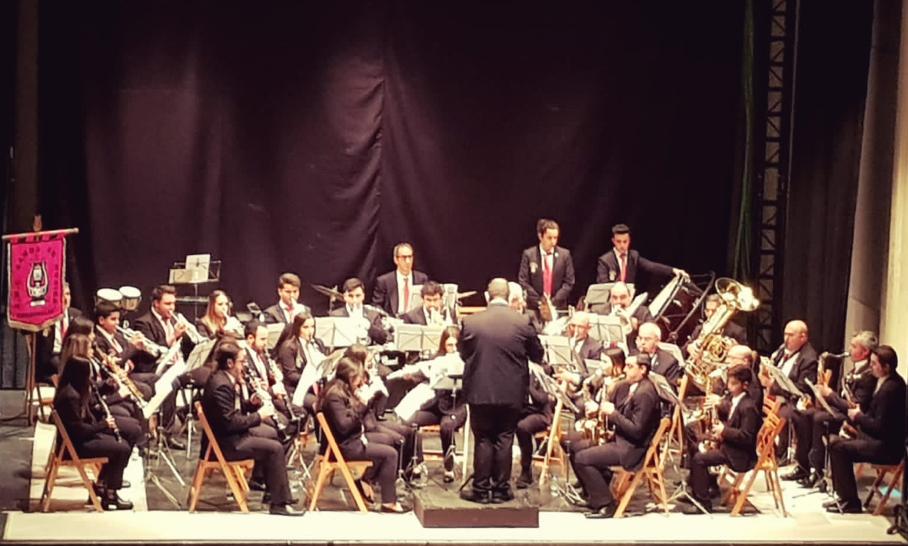 La Banda de Música vuelve a actuar este viernes con su concierto de Navidad