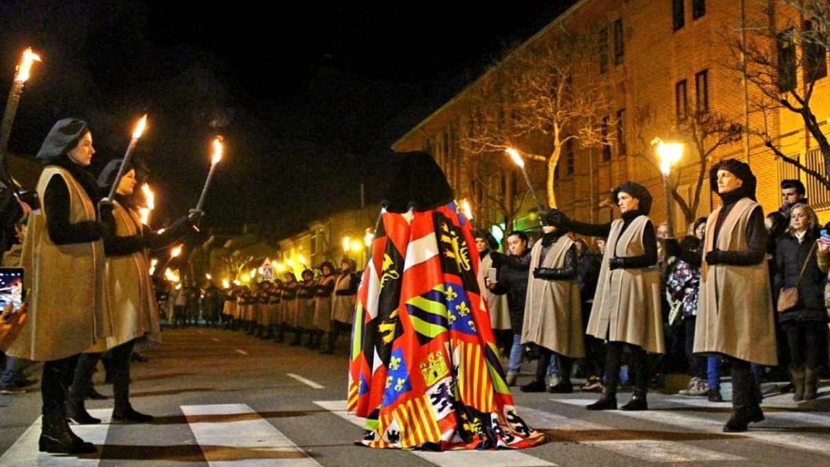 Tordesillas presenta a su Reina Juana este sábado