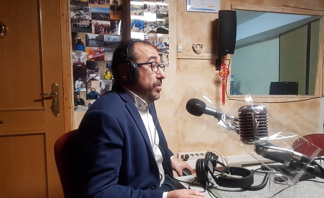 """Miguel Ángel Oliveira: """"Los tordesillanos están teniendo un comportamiento ejemplar"""""""