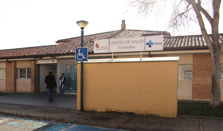 SACYL estima en cincuenta y seis los afectados por COVID-19 en la comarca de Tordesillas