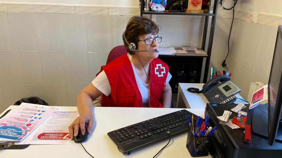 Ayuntamiento, Cruz Roja y Protección Civil, ponen en marcha un programa de entrega a domicilio