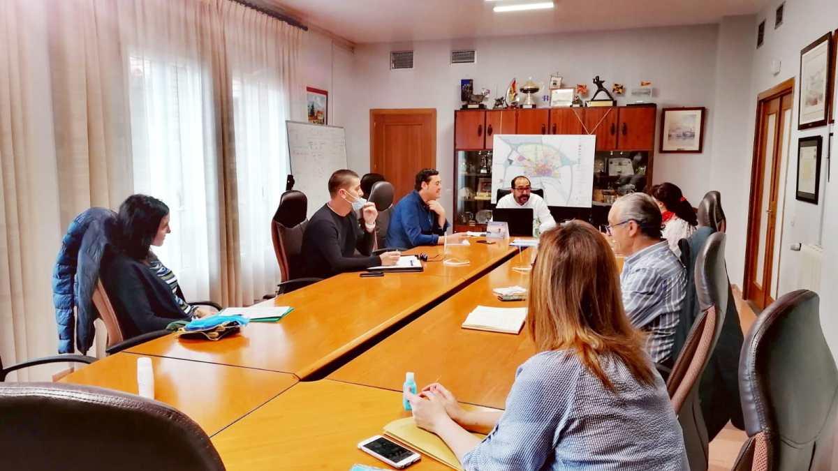 Tordesillas garantizará la seguridad de sus trabajadores y usuarios adaptando sus instalaciones municipales