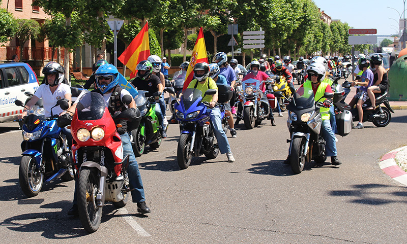 Tordesillas tendrá que esperar a junio de 2021 para celebrar el Día de la Moto