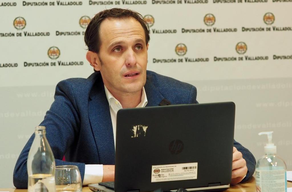 La Diputación amplia en 2 millones de euros los créditos que concede a los Ayuntamientos a través de la Caja de Crédito Municipal
