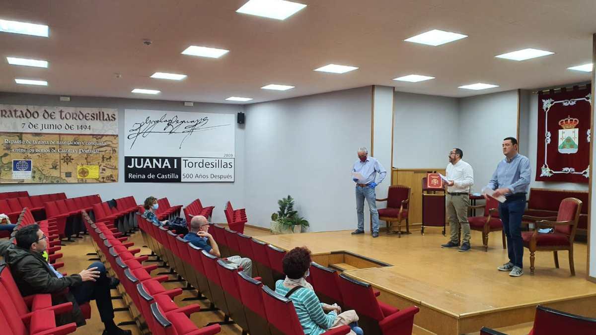 """Tordesillas buscará potenciar el sector turístico con un sello de """"Hostelería segura frente al Covid-19"""""""