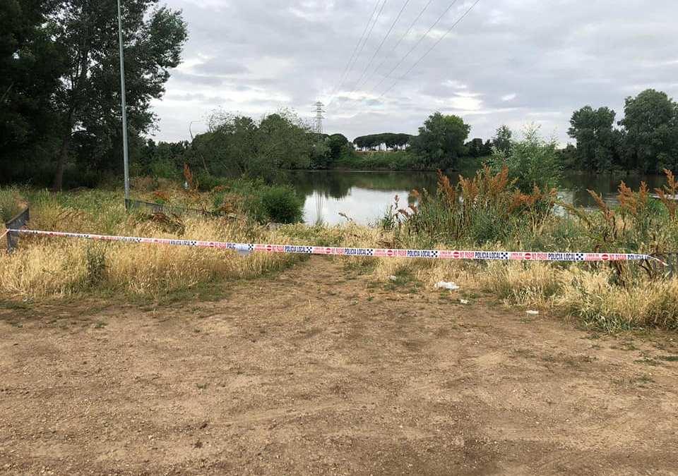 La Guardia Civil da por finalizada la búsqueda tras no hallar indicios o evidencias de un posible reptil en la confluencia del rio Duero-Pisuerga