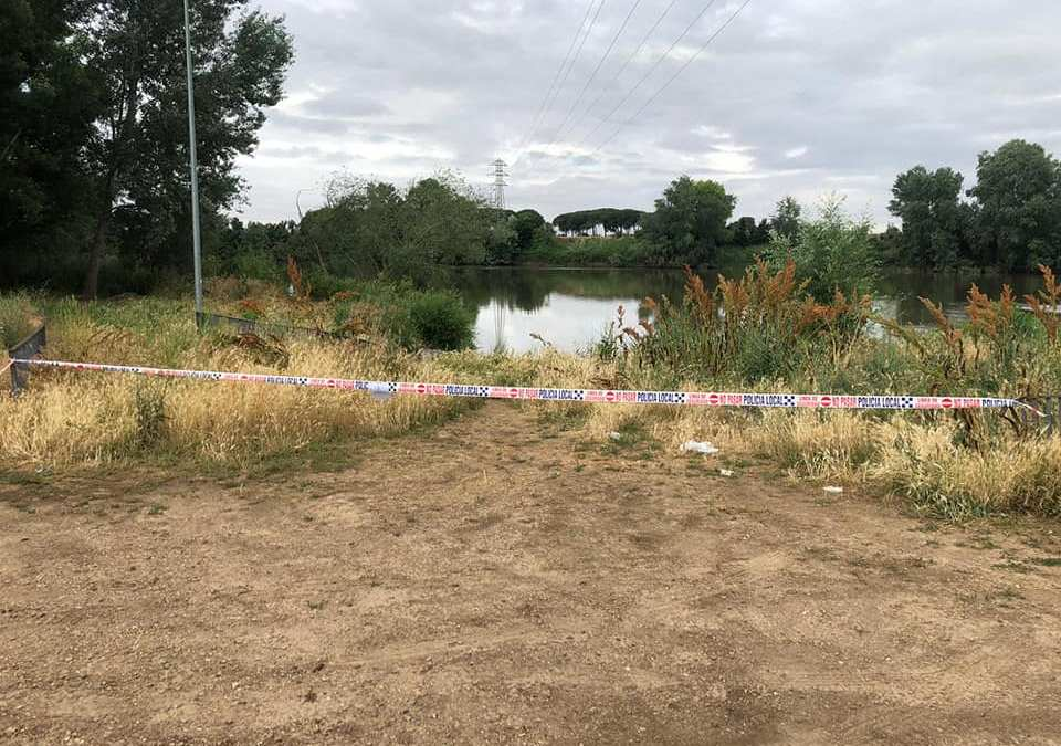 La Guardia Civil confirma el hallazgo de varias huellas que podrían ser de un cocodrilo del Nilo