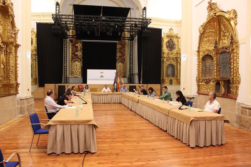El pleno municipal aprueba los presupuestos de 2020, donde se incluyen 1,66 millones de euros en inversiones