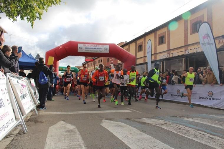 El Ayuntamiento de Tordesillas decide suspender su Media Maratón y 10k Villa del Tratado