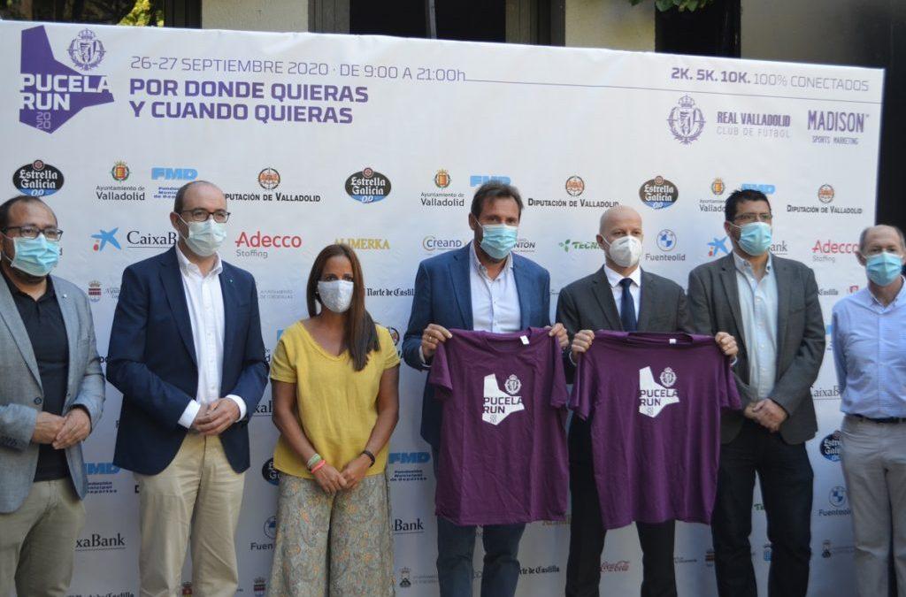 """La """"Pucela Run Race"""" nace como primer reto 100% conectado de Valladolid y provincia"""