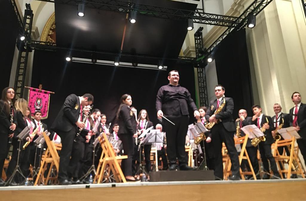 La Banda de Música de Tordesillas vuelve a los escenarios